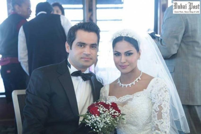 Veena Malik Weds Asad Bashir Khan Photos