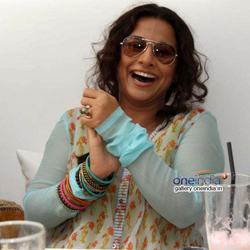Vidya Balan's Brunch for Promotion of Shaadi Ke Side Effects Photos