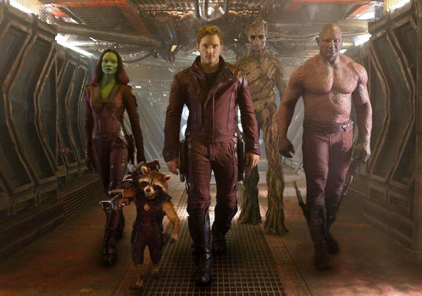 Guardians of Galaxy Photos