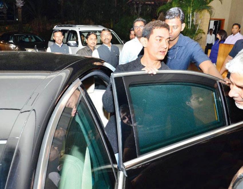 Aamir Khan buys bombproof car worth Rs. 10 cr Photos