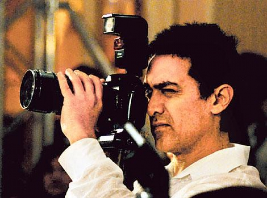 Bollywood Stars Who went Behind Lens Photos