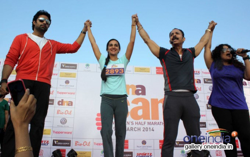 DNA I Can Women's Half Marathon 2014 Photos
