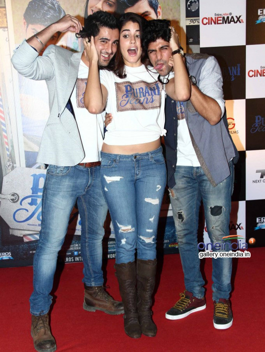 Trailer launch of film Purani Jeans Photos