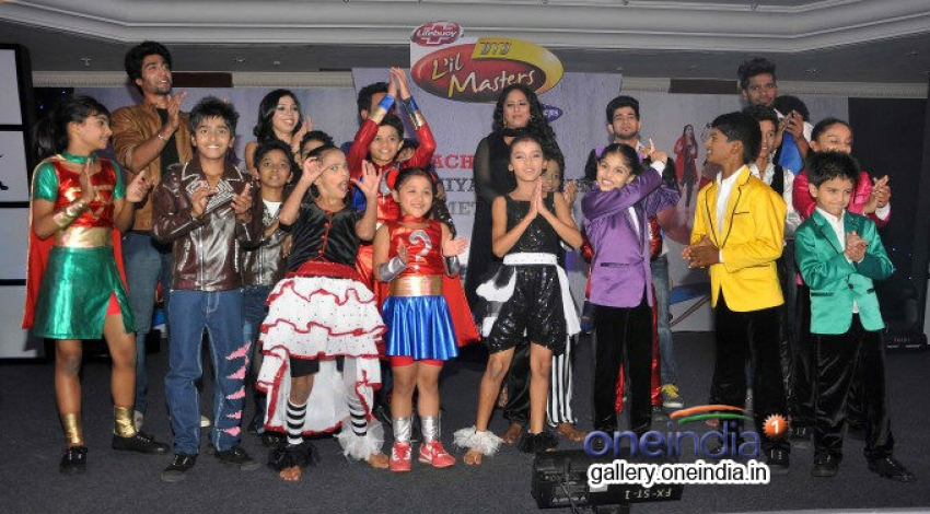 Announcement of final contestants of DID Little Master Season 3 Photos