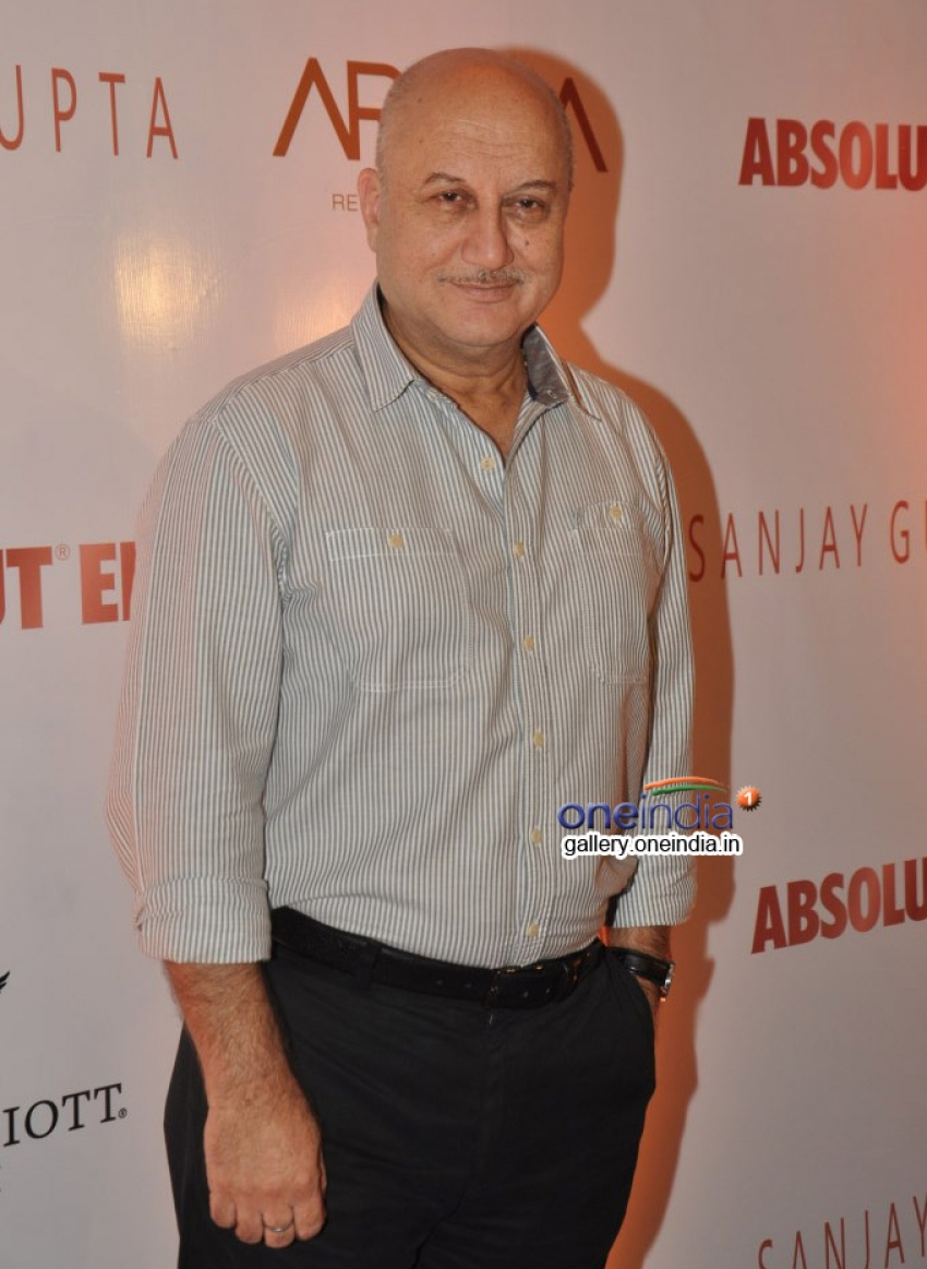 Absolut Elyx Party Hosted By Sanjay Gupta Photos