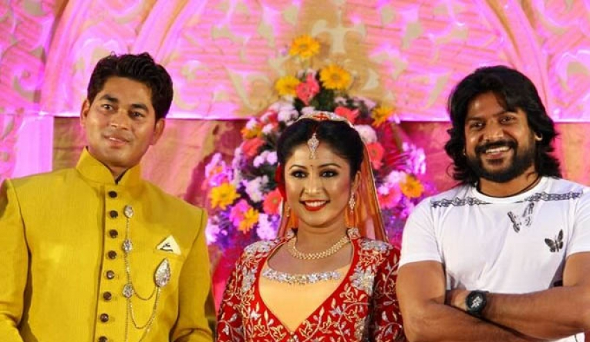Archana Suseelan Wedding Reception Photos