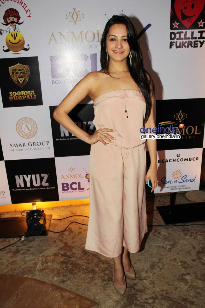 Launch party of Box Cricket League Photos