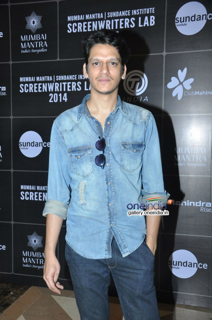 Third annual Mumbai Mantra Sundance Institute Screenwriters Lab Photos