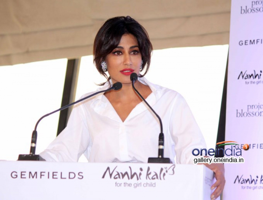Chitrangada at unveiling of Project Blossoming by Gemfield Photos