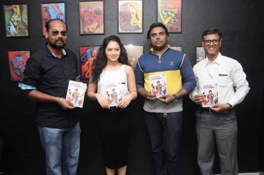 Cinema Spice Entertainment Magazine Launch Photos