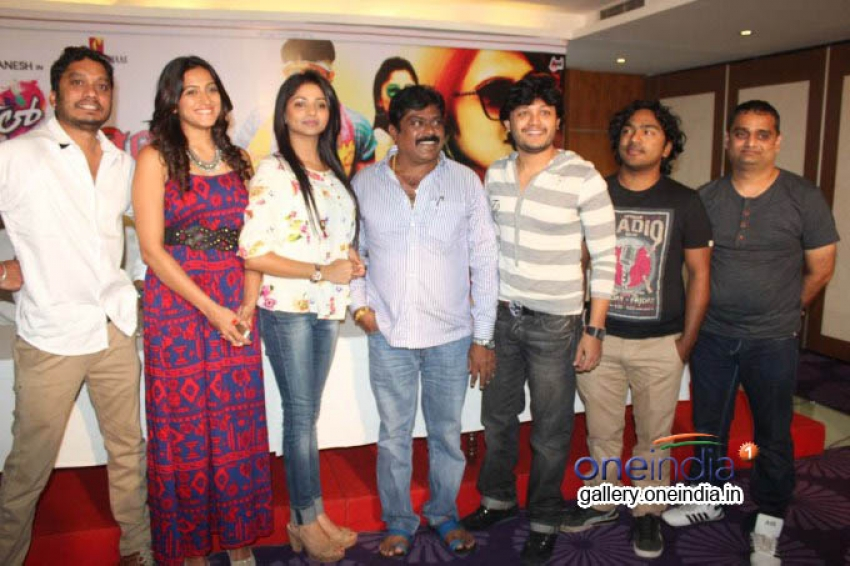 Dil Rangeela Movie Success Meet Photos