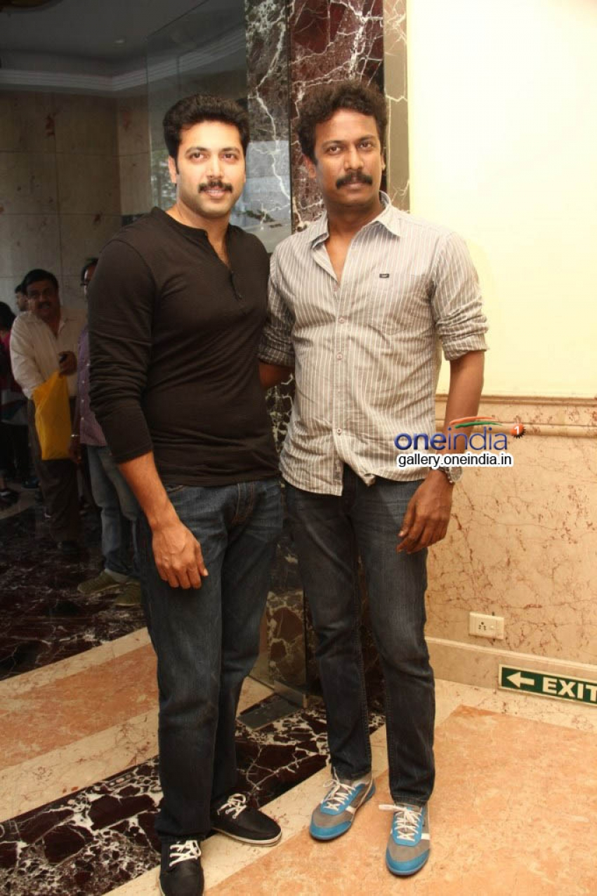 Nimirndhu Nil film success meet Photos