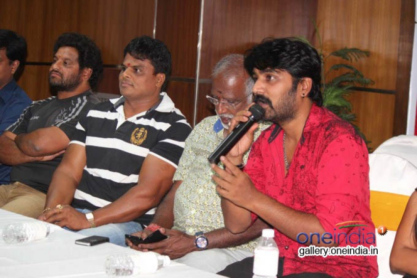 Chirayu Movie Press Meet Photos