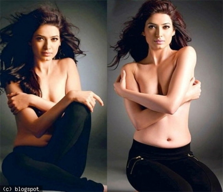 Hottest Avatar of Famous Television Celebs Photos