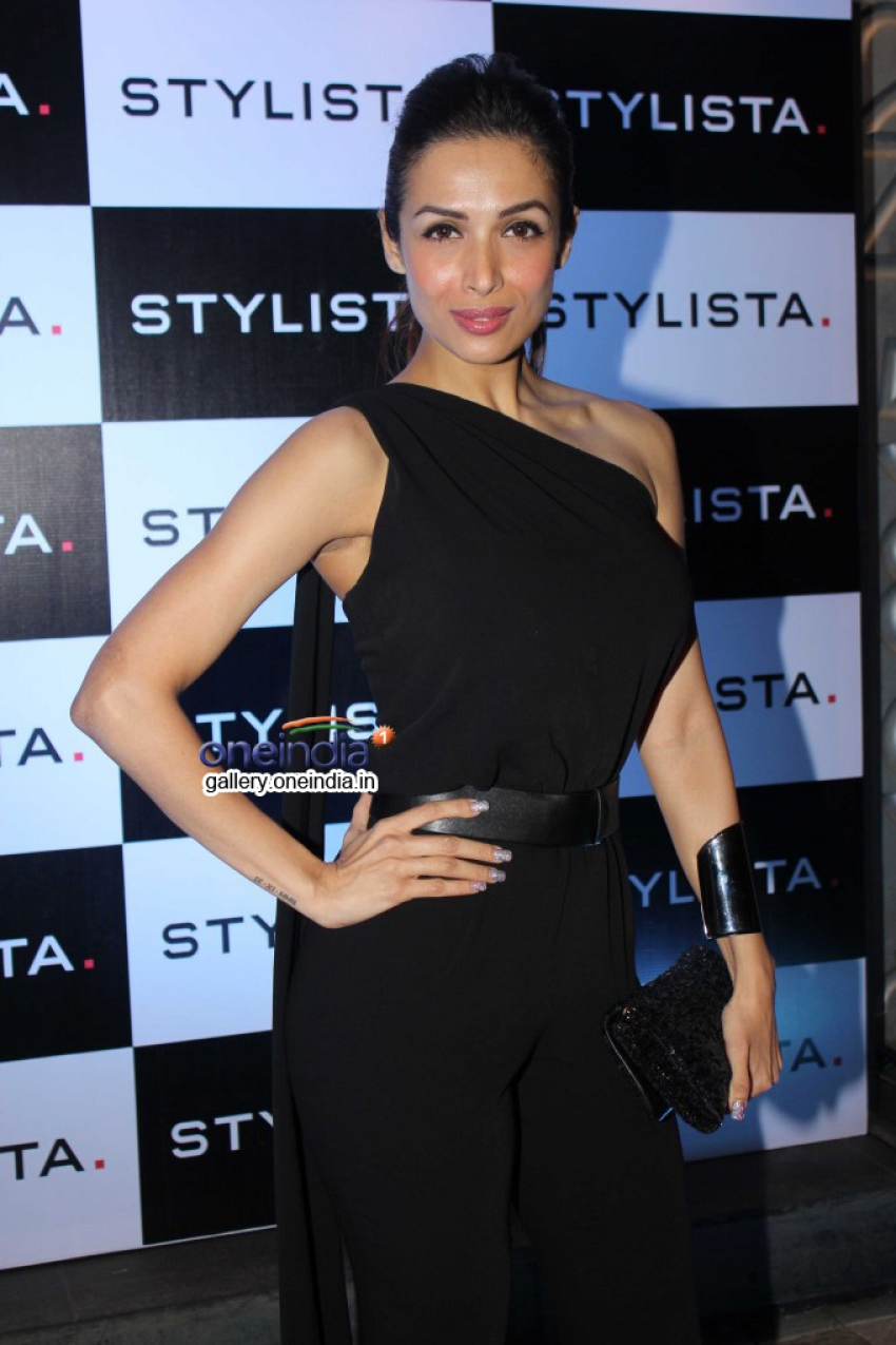 Malaika Arora, Evelyn & Nishka Lulla at the Stylista party Photos