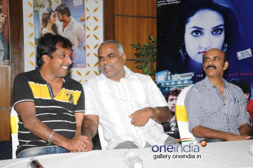 Chandralekha Movie Success Meet Photos