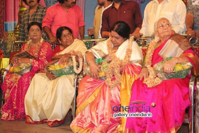 Pooja Gandhi's Abhinetri Film Musical Night Photos