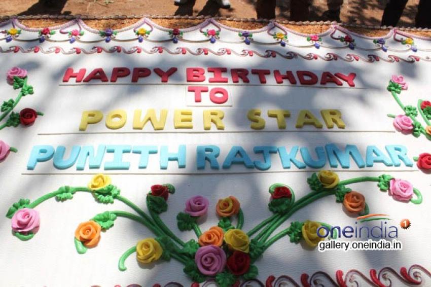 Puneeth Rajkumar 39th Birthday Bash Photos