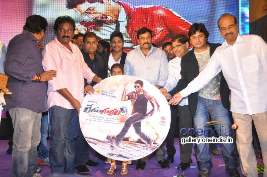 Race Gurram Audio Launch Photos