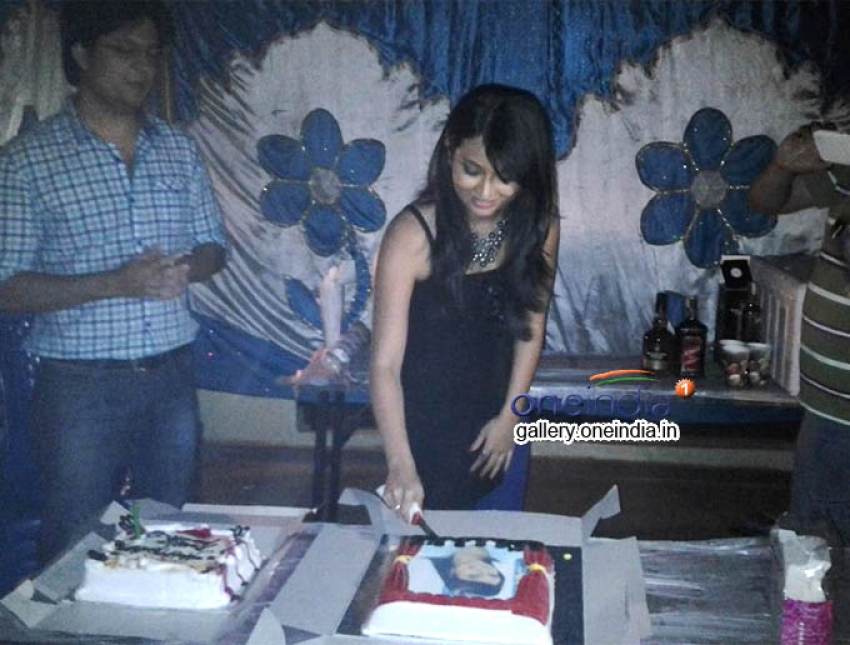 Radhika Pandit Birthday Bash Photos