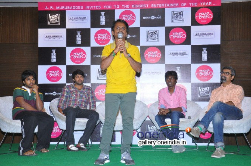 Raja Rani Movie Success Meet Photos