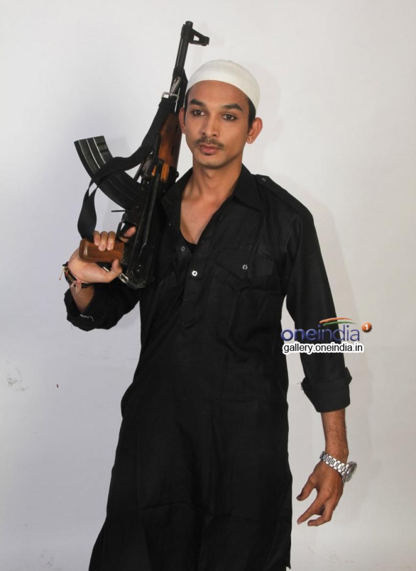 Photo shoots of film Mumbai Mafia Photos