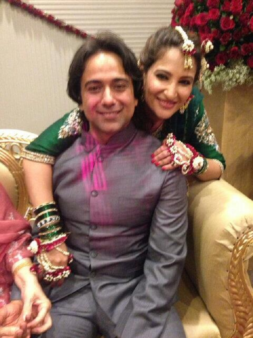 Rakshanda Khan weds Sachin Tyagi Photos