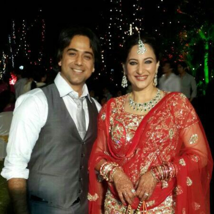 Rakshanda Khan weds Sachin Tyagi Photos