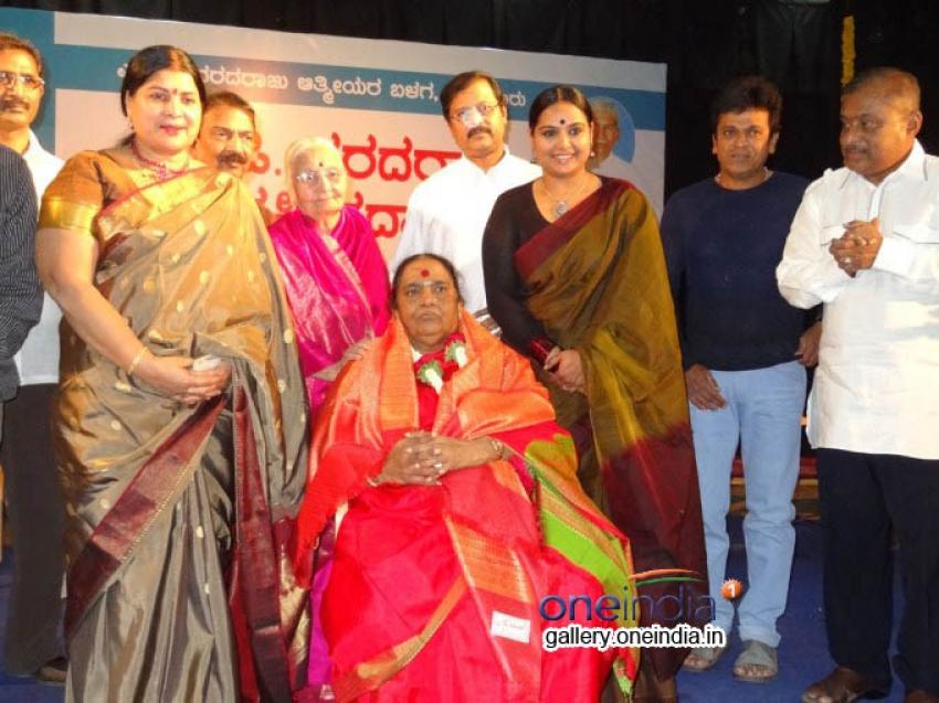 S.P. Varadaraj Awards 2014 Photos
