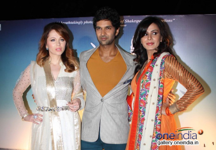 Music launch of the film Jal Photos