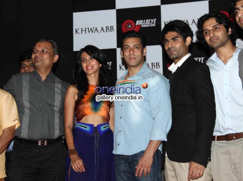 Salman Khan at Music Launch of Khaawb Photos