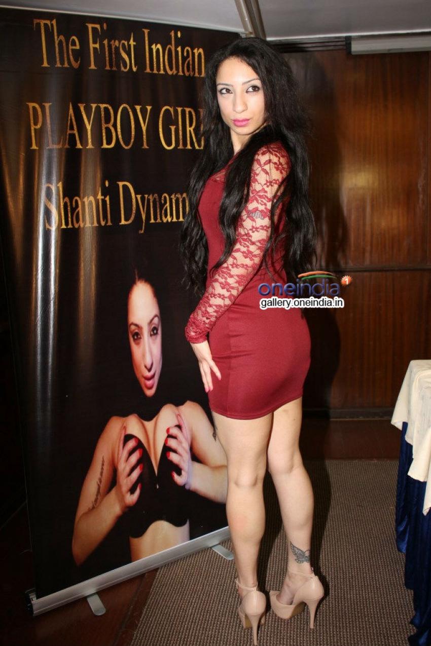 Shanti Dynamite's photo shoot Photos