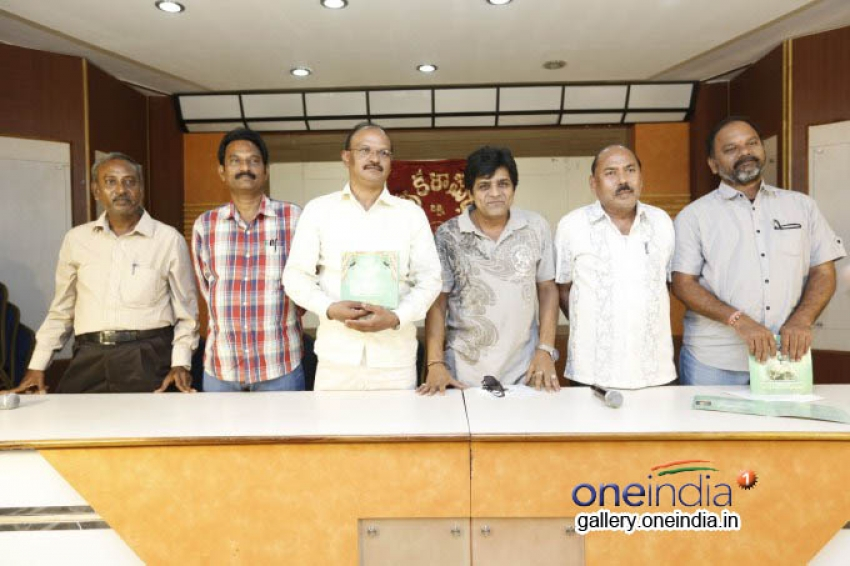 Sri Kala Sudha Ugadi Puraskaram Awards Press Meet Photos
