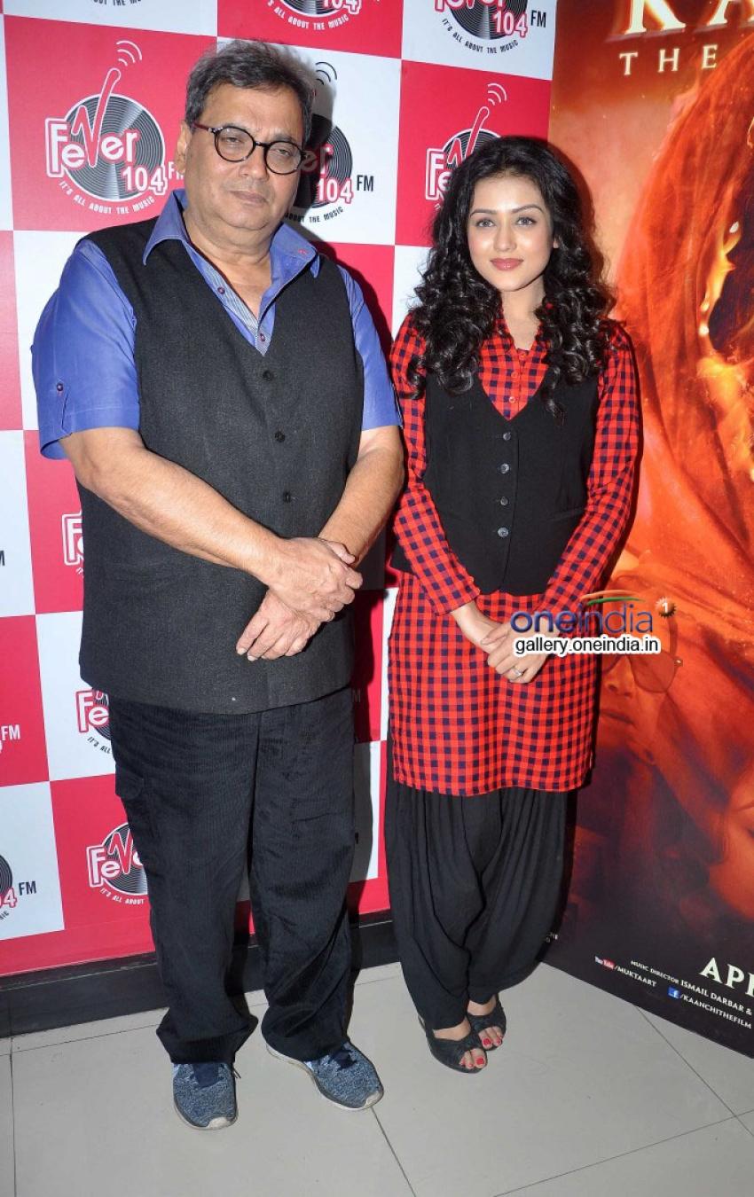 Kaanchi film title track launch Photos