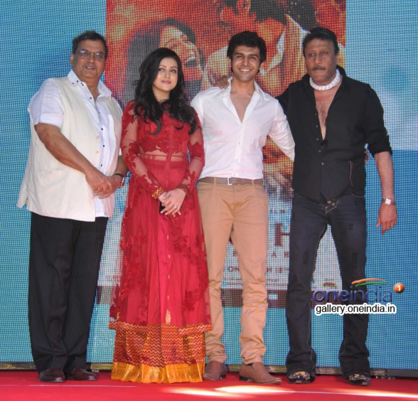 Music launch of film Kaanchi Photos