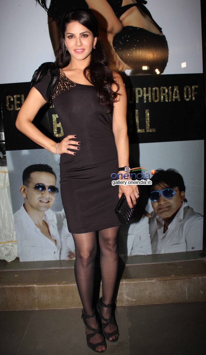 Success party of the song Baby Doll from Ragini MMS 2 Photos