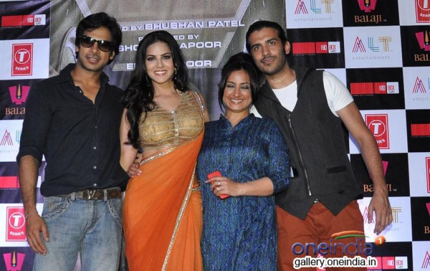 Ragini MMS 2 Film Success Bash Photos