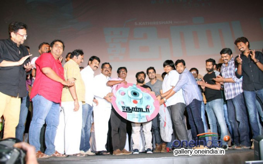 Jigarthanda Audio Launch Photos