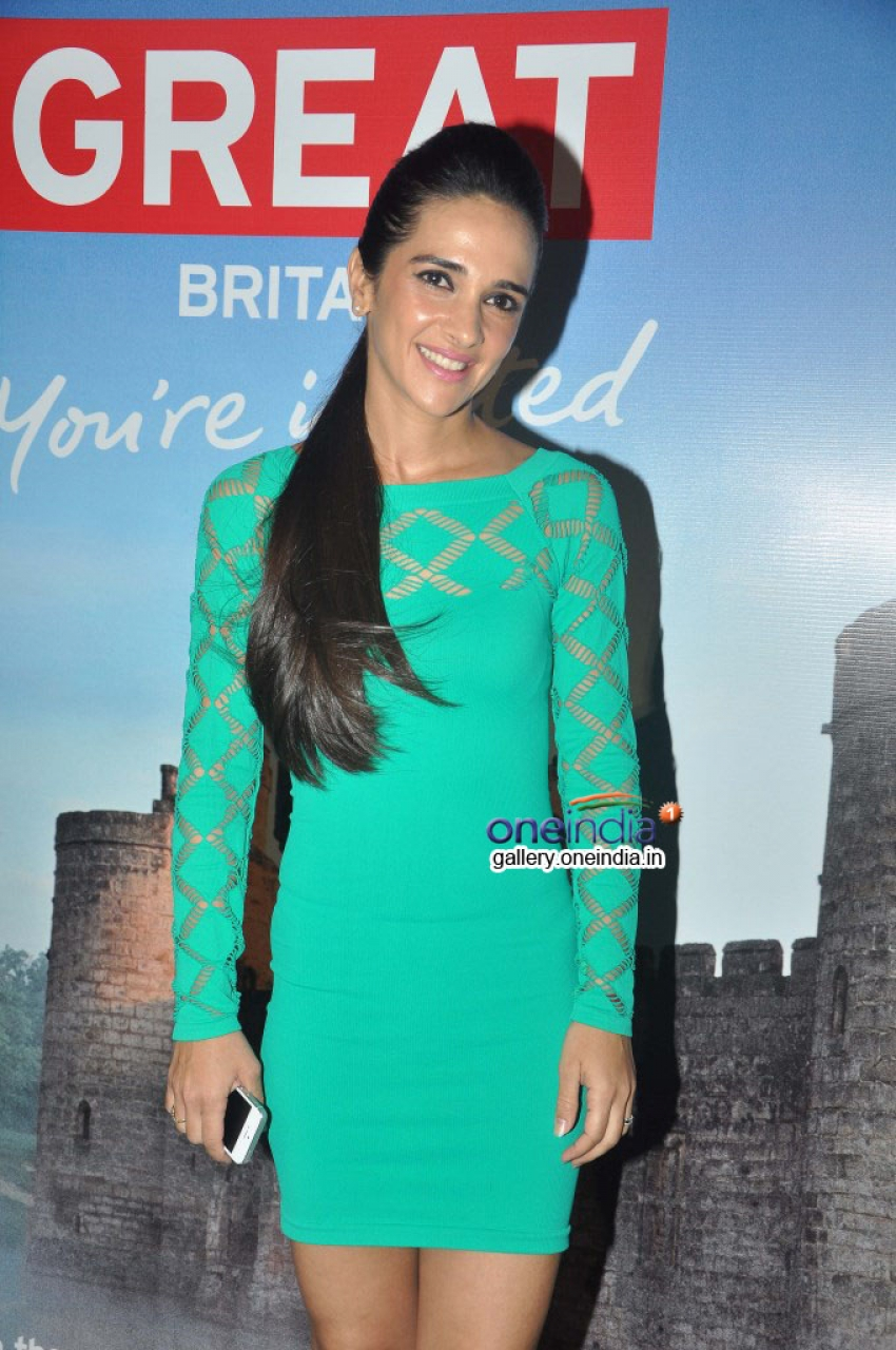 Launch of app Bollywood in Britain Photos