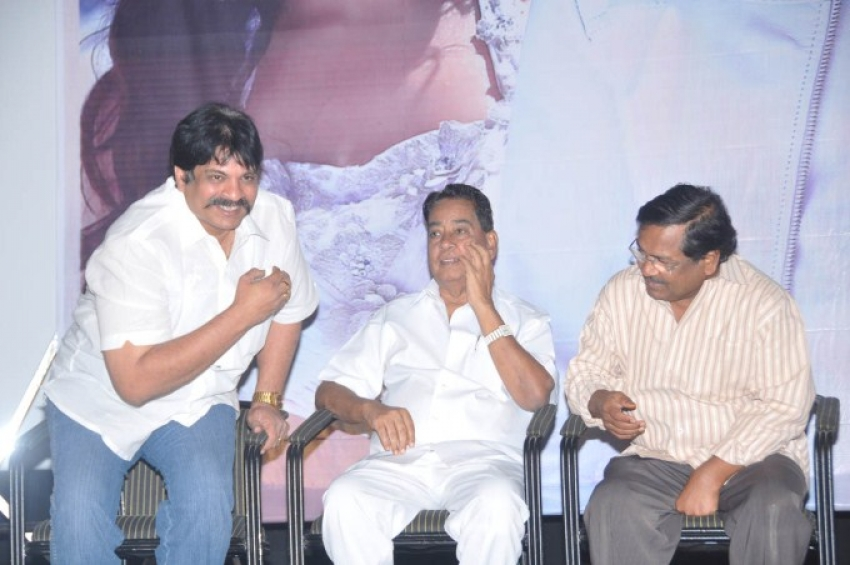 Veerudokkade Trailer Launch Photos