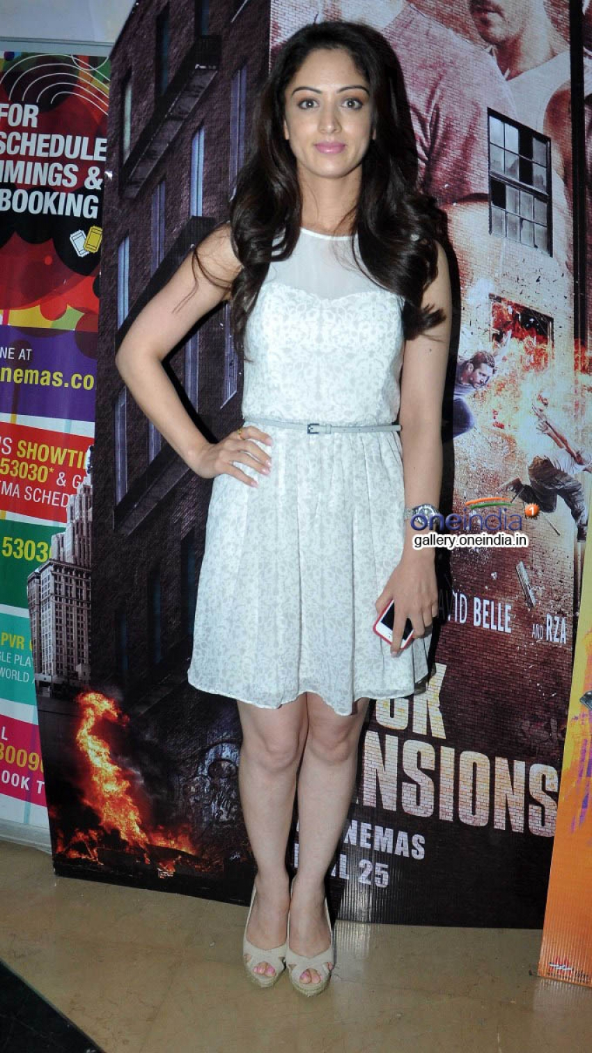 Special screening of film Ankhon Dekhi Photos