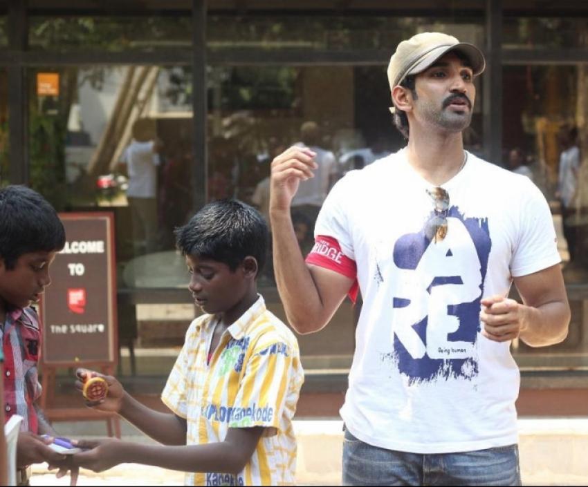 Aadhi Creates Election Awarness Photos
