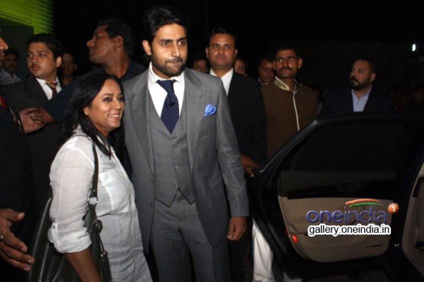 Abhishek Bachchan inaugrates Audi Approved Plus Showroom Photos