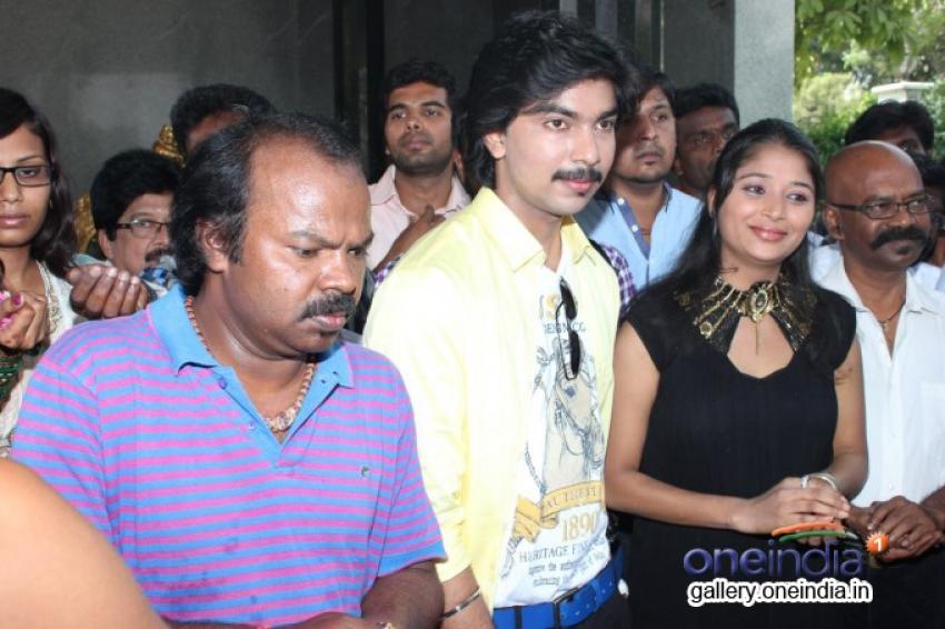 Agoram Movie Launch Photos