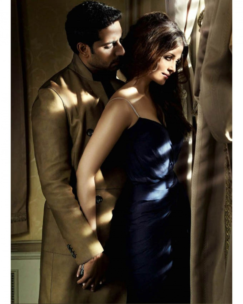Aishwarya Rai Steamy Shoot With Abhishek Bachchan Photos