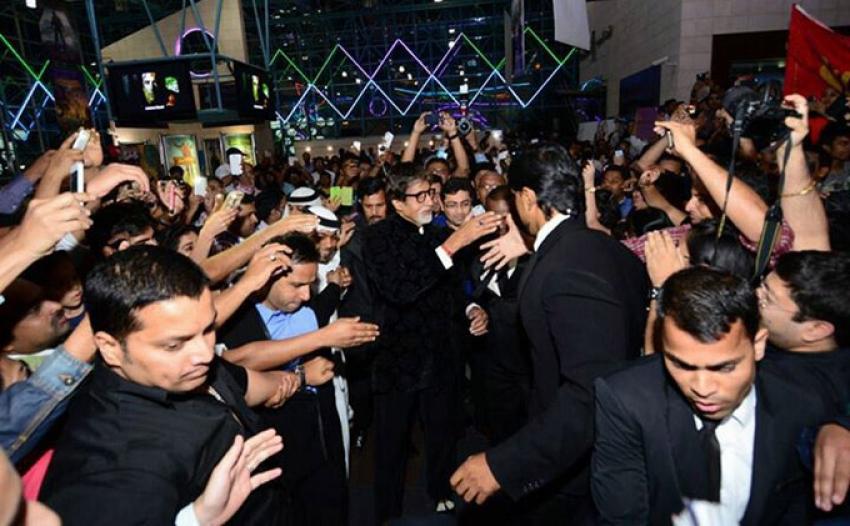 Bhoothnath Returns film premiere at Dubai Photos