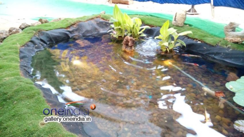 Aqua Exhibition 2014 at Freedom Park in Bangalore Photos