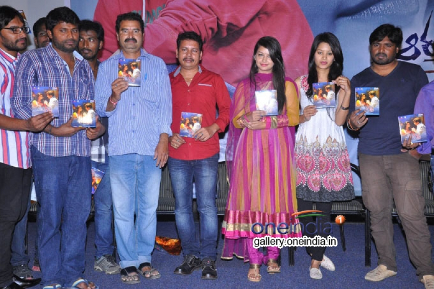 Arya Chitra Movie Audio Release Photos