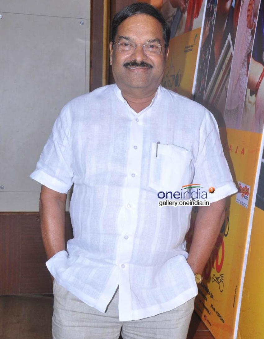 Ulavacharu Biryani Movie Press Meet Photos