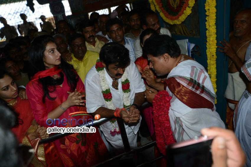Balakrishna Pics at Hindapur Photos